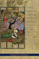 Loving Humanity, Learning, and Being Honored (Hellenic Studies Series, nr. 55)