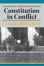 The Constitution in Conflict af Robert A. Burt
