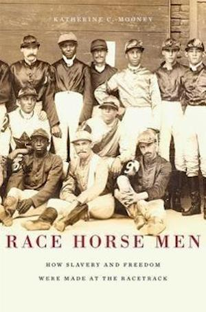 Bog, hardback Race Horse Men af Katherine C. Mooney