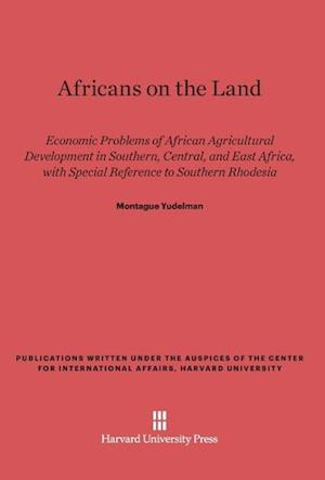 Africans on the Land