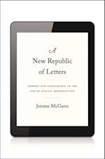 New Republic of Letters