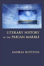 Literary History in the Parian Marble (Hellenic Studies Series)