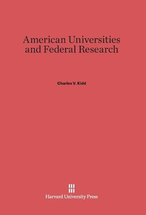 American Universities and Federal Research