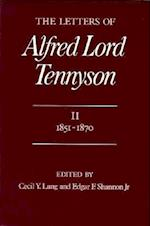 The Letters of Alfred Lord Tennyson, Volume I af Alfred Tennyson