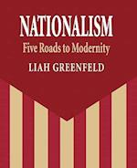 Nationalism af Liah Greenfeld