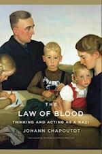 The Law of Blood af Johann Chapoutot