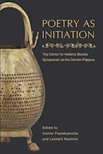 Poetry as Initiation (Hellenic Studies Series)