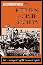 The Return of Civil Society af Victor Perez-diaz