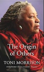 The Origin of Others (Charles Eloit Norton Lectures)