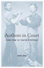 Authors in Court