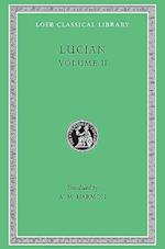 The Downward Journey or the Tyrant (LOEB CLASSICAL LIBRARY, nr. 54)