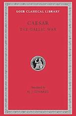 The Gallic War af H J Edwards, Julius Caesar
