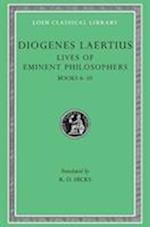 Lives of Eminent Philosophers (LOEB CLASSICAL LIBRARY)