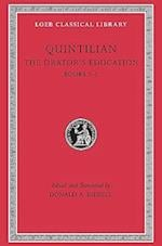 The Orator's Education (LOEB CLASSICAL LIBRARY, nr. 125)