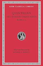 The Orator's Education (LOEB CLASSICAL LIBRARY, nr. 126)