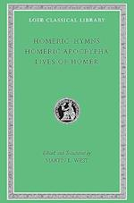 Homeric Hymns (LOEB CLASSICAL LIBRARY, nr. 496)