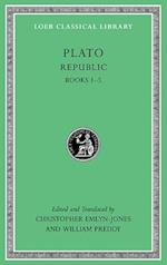 Republic, Volume I (LOEB CLASSICAL LIBRARY, nr. 237)