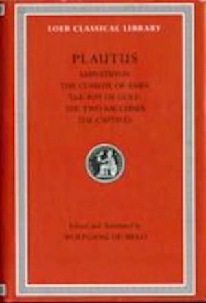 Bog, hardback Amphitryon af Wolfgang de Melo, Wolfgang David Cirilo de Melo, Titus Maccius Plautus