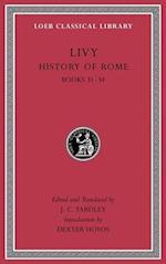 History of Rome, Volume Ix (LOEB CLASSICAL LIBRARY)