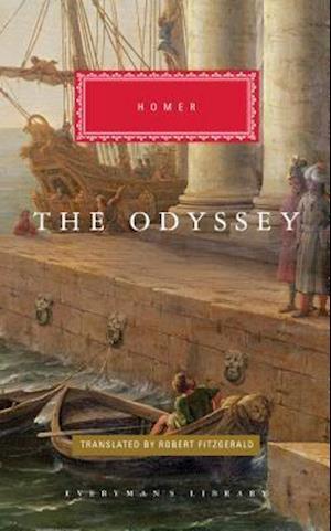 Bog, hardback The Odyssey af Robert Fitzgerald, Homer
