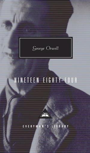 Bog, hardback 1984 af George Orwell