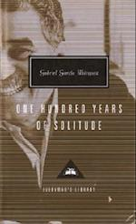 One Hundred Years of Solitude (Everyman's Library (Cloth))