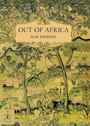 Bog, hardback Out of Africa af Karen Blixen, Isak Dinesen