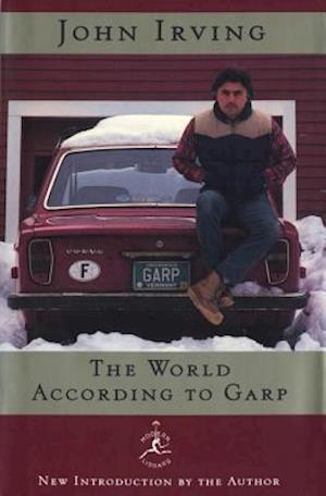 Bog hardback The World According to Garp af John Irving