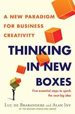 Thinking in New Boxes af Luc De Brabandere