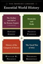 Modern Library Essential World History 4-Book Bundle