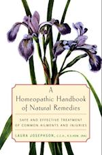 Homeopathic Handbook of Natural Remedies