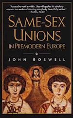 Same-Sex Unions in Premodern Europe