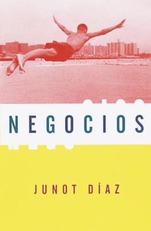 Bog paperback Negocios af Junot Díaz