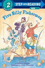 Five Silly Fishermen af Roberta Edwards