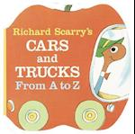 Richard Scarry's Cars and Trucks from A to Z (A Chunky Book)