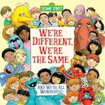 We're Different, We're the Same (Pictureback)