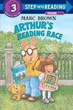 Arthur's Reading Race (Step Into Reading. Step 3)