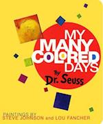 My Many Colored Days af Dr Seuss, Steve Johnson, Lou Fancher