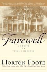 Farewell af Horton Foote
