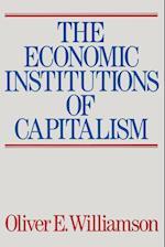 The Economic Intstitutions of Capitalism af Oliver E. Williamson