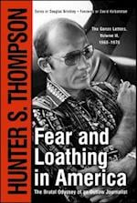 Fear and Loathing in America (Gonzo Letters, nr. 2)