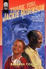 Thank You, Jackie Robinson af Barbara Cohen