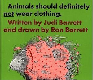 Animals Should Definitely Not Wear Clothing