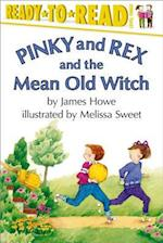 Pinky and Rex and the Mean Old Witch (Ready-to-Read. Level 3)