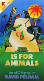 A Is for Animals af David Pelham