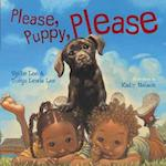 Please, Puppy, Please af Kadir Nelson, Tonya Lee Lewis, Spike Lee