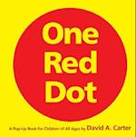 One Red Dot af David A Carter