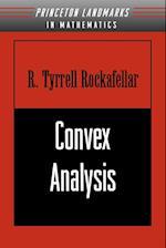 Convex Analysis (Princeton Landmarks in Mathematics & Physics)