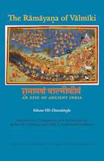 The Ramayana of Valmiki