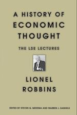 A History of Economic Thought af William J Baumol, Lionel Robbins, Steven G Medema